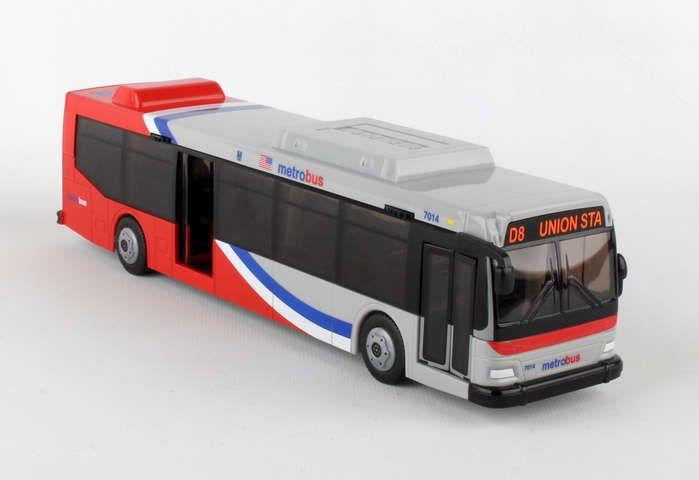 METRO Washington DC Bus