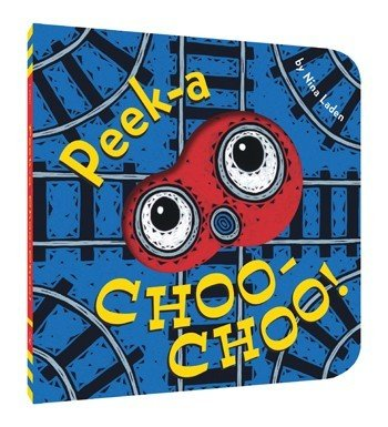 Peek-a Choo-Choo!
