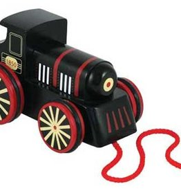 Li'l Chugs Wooden Pull-Along Steam Engine