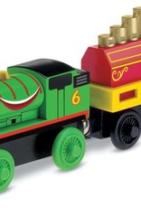 Percy's Musical Ride Wooden Train