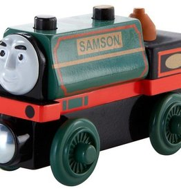Samson Wooden Engine