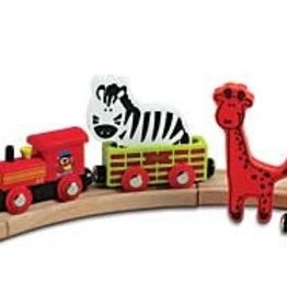 Li'l Chugs Zoo Animal Train Set