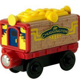 Musical Car Wooden Chuggington