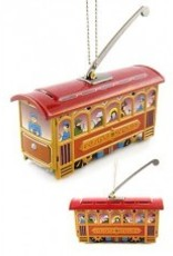 Chistmas Trolley Ornament