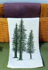 Tea Towel - Pine Tree