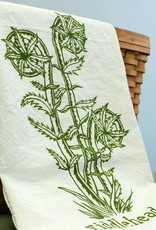 Tea Towel - Fiddleheads