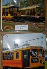 STM Car 31, 1160, 639, 838 coasters