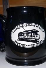 Grey Charcoal Tankard Mug