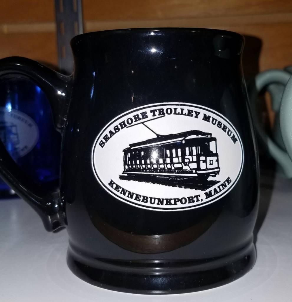 Charcoal Grey Tankard Mug