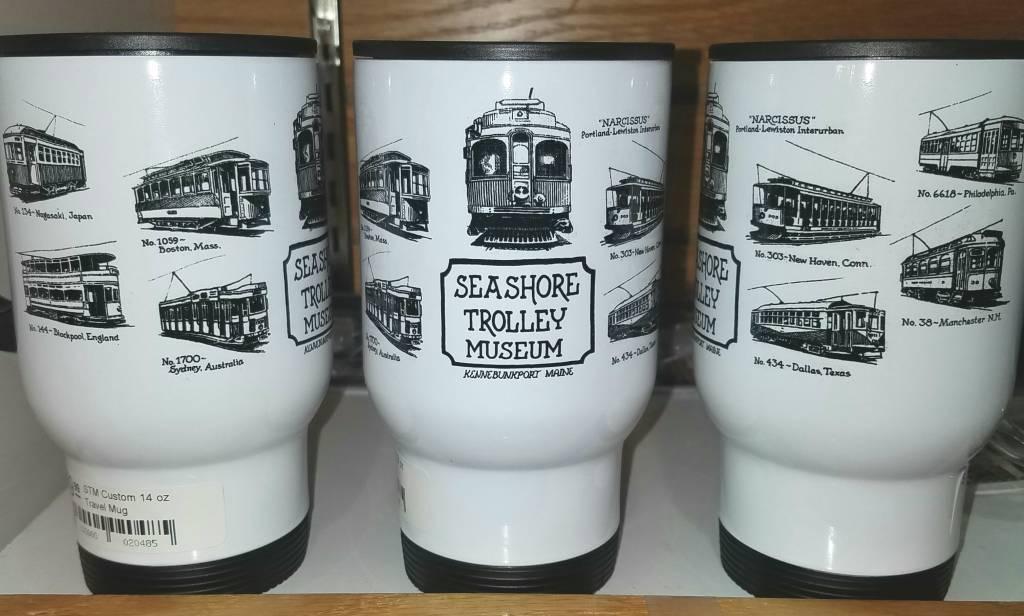 STM Custom 14 oz Travel Mug