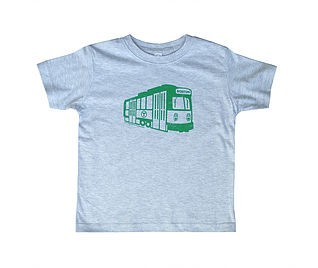 MBTA Toddler Tee-Shirts