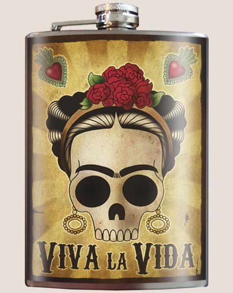 Viva la Vida Flask