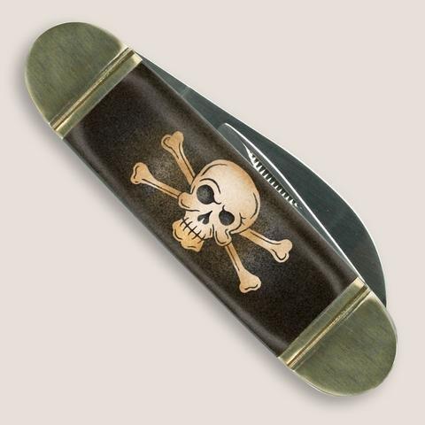 Skull & Bones Mack The Knife
