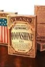 Gunslinger Whiskey Flask