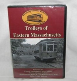 Trolleys of Eastern Mass