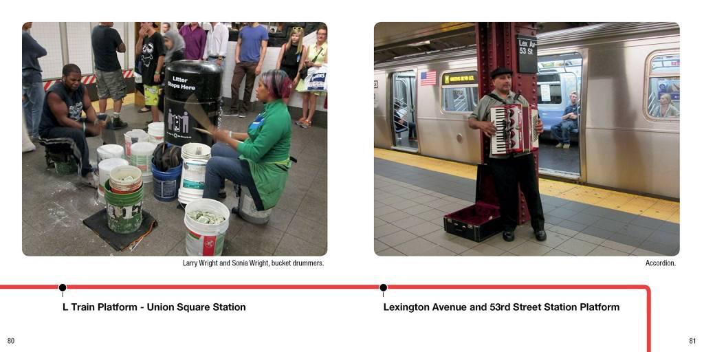 Subway Beats: Celebrating New York City Buskers