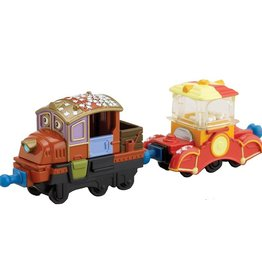 Hodge and Popcorn Car (die cast) Chuggington