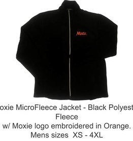 Moxie Black Fleece Men's