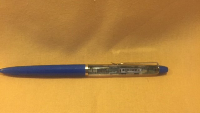 STM Custom Floating Pen