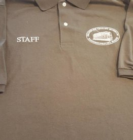 "STM ""Staff"" Polo Shirt"