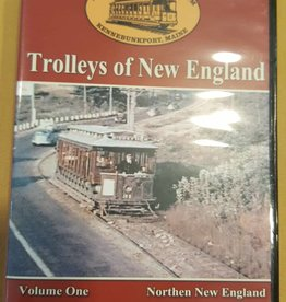 Trolleys of Northern New England  50% off