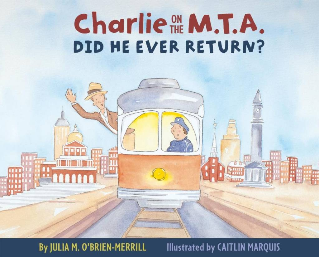 Charlie on the M.T.A. (Did he ever return?)