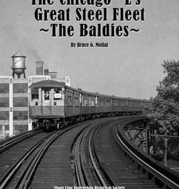 "Chicago ""L's"" Great Steel Fleet ~ The Baldies ~"