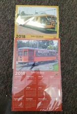 2018 Custom Calendar Car 639, 5821
