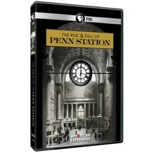 The Rise & Fall of Penn Station DVD (American Experience PBS)