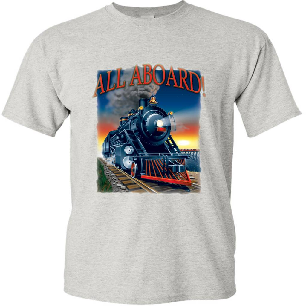 All Aboard Youth T-Shirt