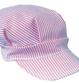 Engineer Hat Pink Adult Large Adjustable