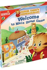 Daniel Tiger's Welcome to Main Street Game