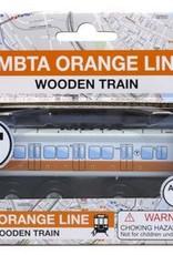 MBTA Orange Line - Wooden