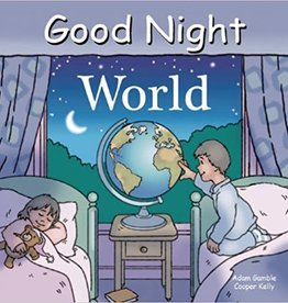 GOOD NIGHT WORLD BOOK