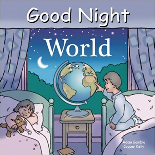 GOOD NIGHT WORLD BOOK