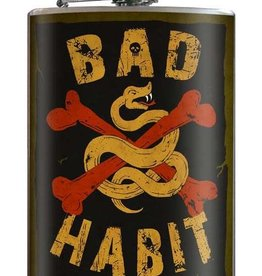 Bad Habit Flask