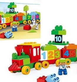 Lil Engine 48pc Block Train