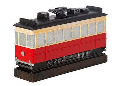 Resin Trolley Bank