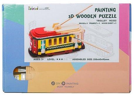 Paint DIY Trolley