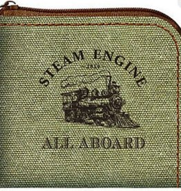 Steam Train Coin Purse