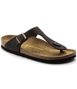 Birkenstock W's Gizeh Oiled Leather