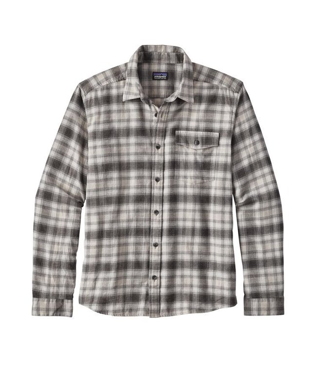Patagonia M's L/S LW Fjord Flannel Shirt