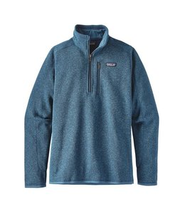 Patagonia M's Better Sweater 1/4 Zip Fleece