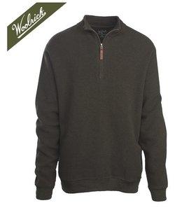 Woolrich M's Bromley Half-Zip