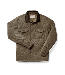 Filson M's Hyder Quilted Jac-Shirt