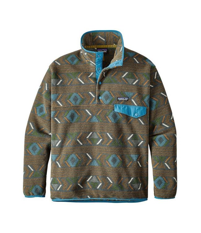 Patagonia M's Synch Snap-T Fleece P/O