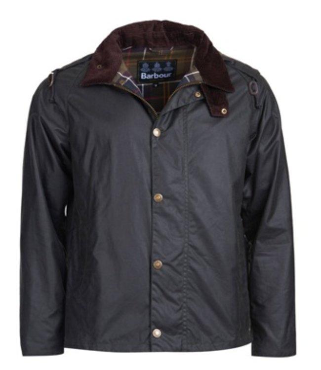 Barbour M's Heskin Wax Jacket