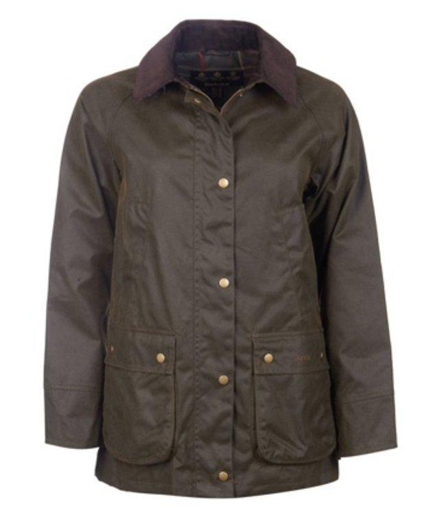 Barbour W's Acorn Wax Jacket