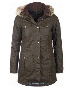 Barbour W's Ashbridge Wax Jacket
