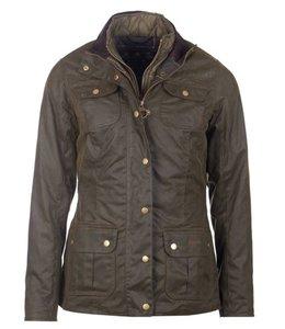 Barbour W's Ashley Wax Jacket